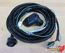 trailer wire harness jeep grand cherokee 2011 2013 jeep grand cherokee dodge durango trailer tow wiring harness oem fits