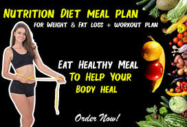 create a nutrition t meal plan for