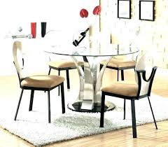 modern round dining table and chairs modern round dining table for 6 throughout round table seats