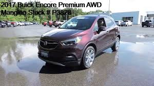 2017 Buick Encore Premium Awd Mangino Stock P3828 In 2020 Buick Encore Buick Awd