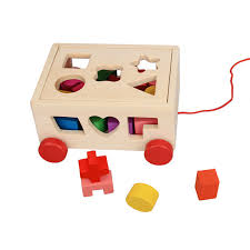 Educational Toy Design Kids Early Educational Toy Multi Color Wooden Creative Design Puzzle Toy