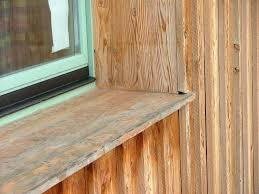 Holzfassade Fensterbank Fensterlaibung Innen Verkleiden Die Besten 25