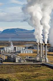 Exellent Geothermal Energy Pictures Power Plant On Design