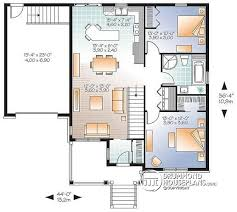 bungalow house plans. Splendid Design Bungalow House Plans Garage 1 Plan W3126 On Home