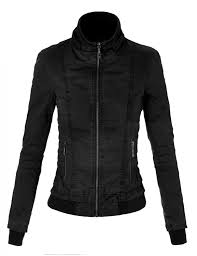mbj womens cozy inner fleece hoo er jacket