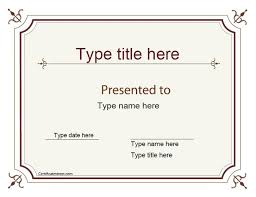 Blank Certificate Templates With Border 89 Best Clipart Images On ...