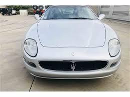 2004 Maserati Cambiocorsa for Sale | ClassicCars.com | CC-1054974