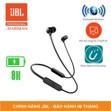 Tai Nghe Nhét Tai Bluetooth JBL T115BT - Công Nghệ Pure Bass Sound - Bảo  Hành Hãng 6 Tháng
