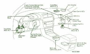 toyota camry door parts diagram wiring diagram for you • 1992 toyota camry 2200cc internal fuse box diagram 1997 toyota camry door parts diagram 1997 toyota