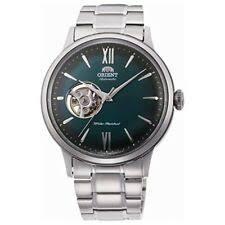 <b>Orient</b>, браслет из нержавеющей стали, механические (ручной ...