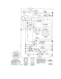Craftsman lawn tractor model 917276904 schematic diagram tractor