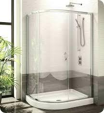 curved shower door curved bathtub doors signature half round curved glass sliding shower door curved bath curved shower door