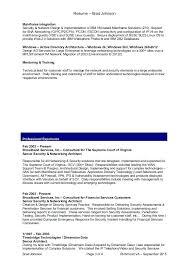 Network Architect Resume – Resume Tutorial Pro