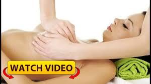 Massage of female breast videos