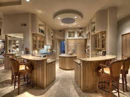 unique kitchen designs. unique kitchen design with two islands designs i