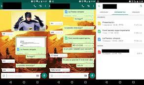 Nuevos Formatos Para Enviar Documentos En Whatsapp