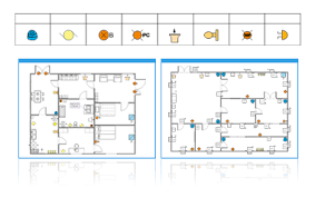 office floor plan software. Edraw Home Designer Is Inclusive Software Supporting To Produce More Than 13 Types Of Floor Plans. It Can Be Applied Design Plan, Office Plan