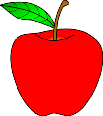 green and red apple clipart. red apple clip art green and clipart clker