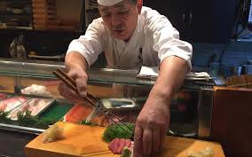 Sushi Cook This Japanese Sushi Chef Wants To Be Your Facebook Friend