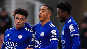 Estadísticas globales de james justin en premier league 2020/21. Stoke 0 4 Leicester Harvey Barnes Continues Scoring Run As Foxes Cruise Into Round Four Football News Sky Sports