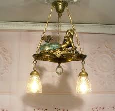 fantastic lighting chandeliers. fantastic mermaid nautical chandelier ceiling light fixture lamp w glass shades lighting chandeliers r
