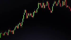Candlestick Stock Chart Stock Graph Or Candlestick Or Stock Footage Video 100 Royalty Free 1011013451 Shutterstock