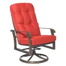 Outdoor Patio Chair Cushions Cheap Round Seat Australia