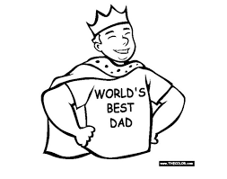 Gratis Vaderdag Kleurplaten Ideeën Voor Een Nieuwe Hobby