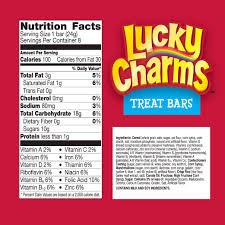 Amazon Com Lucky Charms Treat Bars 96 Count Grocery