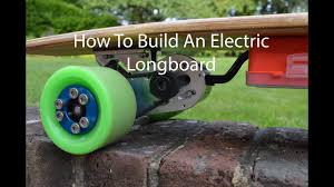 how to build an electric longboard with phone control 6 steps with pictures