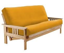 yellow premium outdura futon mattress cover fa786h