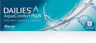 dailies aquafort plus contact lenses