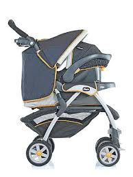 Baby Strollers And Car Seat Sets Car Seat Stroller Orange And Blue ...