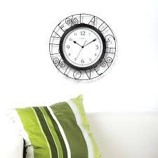 chaney instruments wall clock wall clocks atomic clocks and digital clocks chaney instruments 75127 acurite digital chaney instruments wall clock