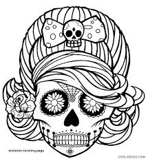 Skull And Crossbones Coloring Page Elegant Bones Coloring Pages New