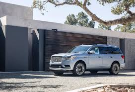 2018 lincoln navigator. brilliant navigator the 2018 lincoln navigator is a great looking package but its onroad  abilities remain to be seen to lincoln navigator e