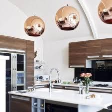 impressive copper pendant lights kitchen in creative simple light 21 best