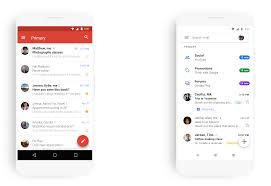 Material Design Gmail Gmail On Mobile Gets A Fresh Coat Of Material Design Paint