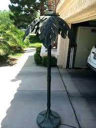 outdoor metal palm trees outdoor palm tree floor lamp lights fake trees outdoor metal wall art palm trees outdoor metal art palm trees
