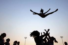 make cheerleading a sport doctors ny daily news stunts like tossing cheerleaders into the air can be risky doctors say
