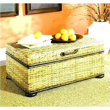 white wicker trunk rattan trunk coffee table wicker trunk coffee table wicker trunk coffee table rattan