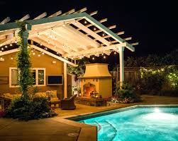 patio lights. Outdoor Patio Lights Hanging Image And Description String . H