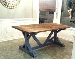 diy round dining table extendable dining table 5 farmhouse table projects extendable dining table plans round