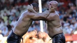 660. Tarihi Kırkpınar Yağlı Güreşleri'nde çeyrek finalistler belli oldu