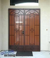 screen door grill guard exceptional patio door screen guard here are screen door grates decor with