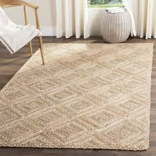 safavieh natural fiber collection hand woven jute area rug heathered chenille reviews rugs ideas threshold pier one popcorn bound durability chunky sisal vs