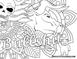 Small Picture 293 best Swear color pages images on Pinterest Coloring books