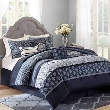 baby nursery amusing better homes and gardens damask piece bedding comforter set black bright paisley