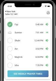 Prayer Times Today Salat Time Namaz And Azan Timings