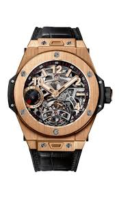 new skeleton watches for men that have absolutely nothing to hide hublot watches presented its big bang tourbillon 5 day power reserve the first time